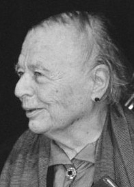 Marguerite Yourcenar, 1903-1987, Belgian-born, French-American Author