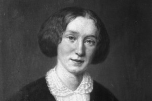 George Eliot (Mary Ann Evans), 1819-1880, English novelist
