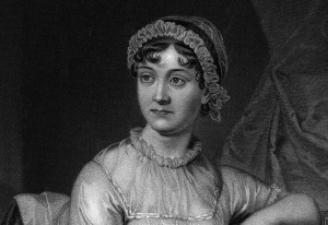 Jane Austen, 1775-1817, English novelist
