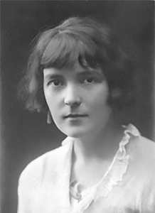 Katherine Mansfield, 1888-1923, New Zealand short story writer