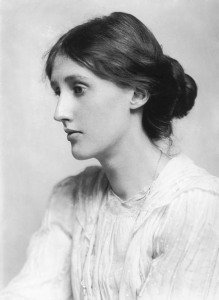 Virginia Woolf 1882-1941, British Author