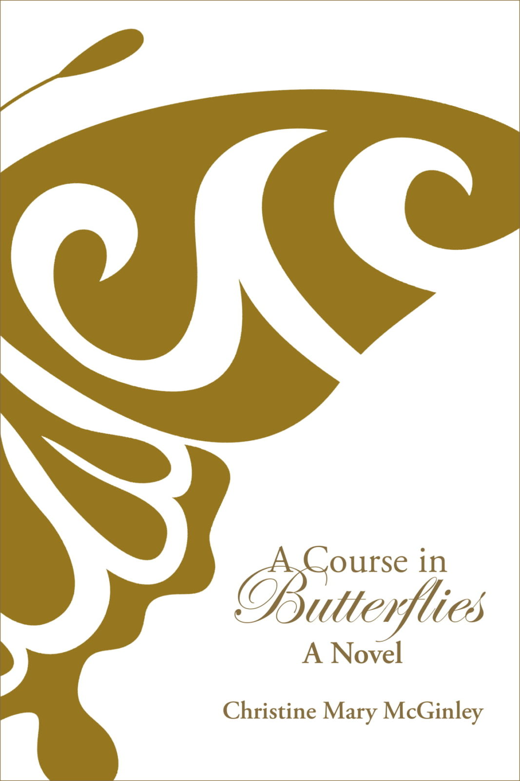 A Course in Butterflies by Christine Mary McGinley